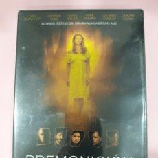 Cine - PREMONICION-DVD-PRECINTADA-TERROR - 141194890