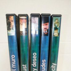 Cine: LOTE 5 DVDS. SUELTOS 1€. REVISTA TIEMPO.. Lote 141196078
