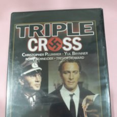 Cine: TRIPLE CROSS - DVD- PRECINTADA. Lote 141198590