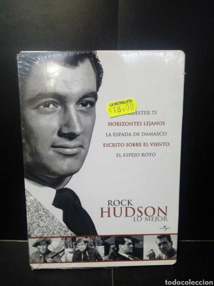 ROCK HUDSON LO MEJOR DVD (Cine - Películas - DVD)