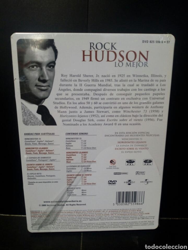 Cine: Rock Hudson lo mejor dvd - Foto 2 - 141240661