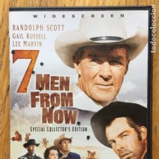 Cine: 7 MEN FROM NOW, RANDOLPH SCOTT, GAIL RUSSELL, LEE MARVIN. Lote 141248094