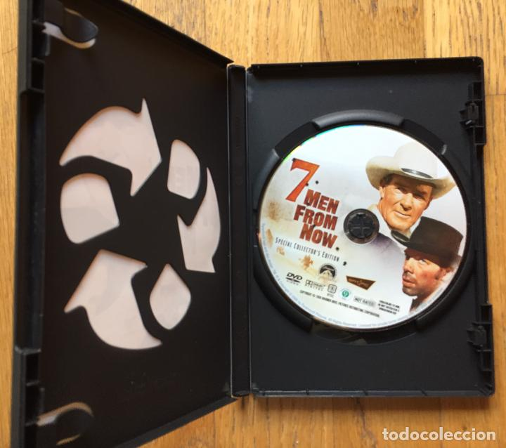 Cine: 7 MEN FROM NOW, Randolph Scott, Gail Russell, Lee Marvin - Foto 2 - 141248094
