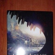 Cine: CINE DVD: LA ISLA DE LOS DINOSAURIOS *IMPECABLE*. Lote 141264606