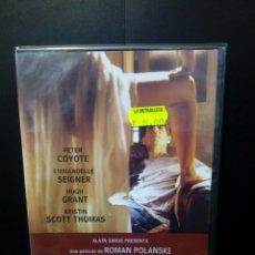 Cine: LUNAS DE HIEL DVD. Lote 141295356