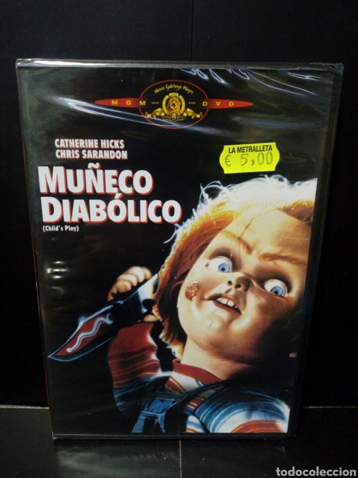 MUÑECO DIABÓLICO DVD (Cine - Películas - DVD)