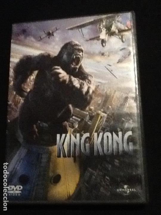 KING KONG DVD (Cine - Películas - DVD)