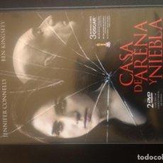Cine: DVD CASA DE ARENA Y NIEBLA. Lote 141438910