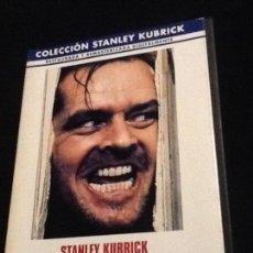 Cine: EL RESPLANDOR. STANLEY KUBRICK. DVD. Lote 141440046