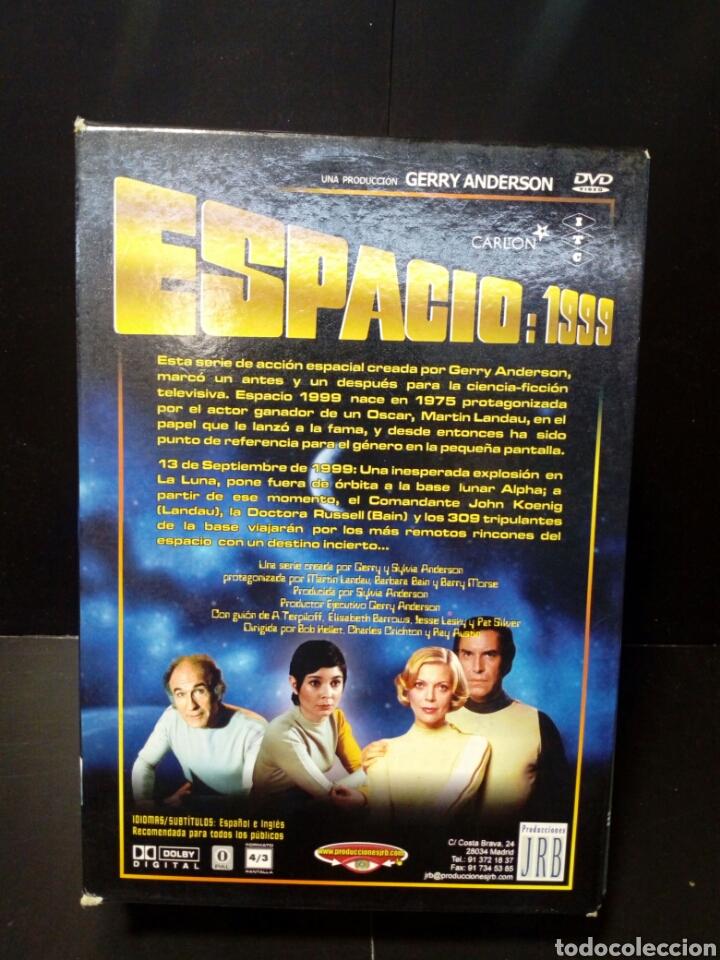 Cine: Espacio :1999 DVD - Foto 2 - 141461992