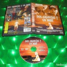 Cine: DOS GRANUJAS Y UN BEBE - DVD - NEW LINE - GARY OLDMAN - SKEET ULRICH - PETER GREENE .... Lote 141489790