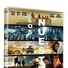 Cine: LOS NUESTROS [DVD] . Lote 141506182