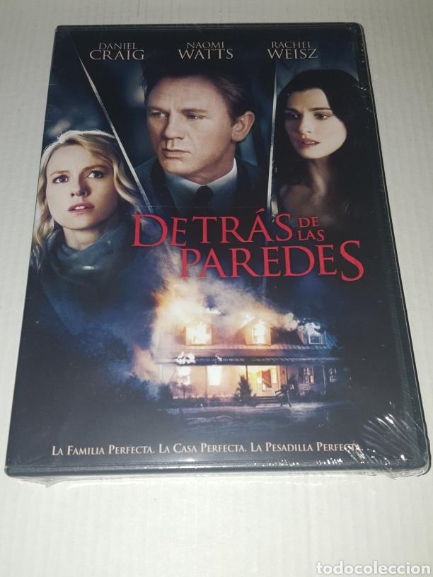 ( WARNER) - DETRAS DE LAS PAREDES - DANIEL CRAIG - DVD NUEVO PRECINTADO (Cine - Películas - DVD)