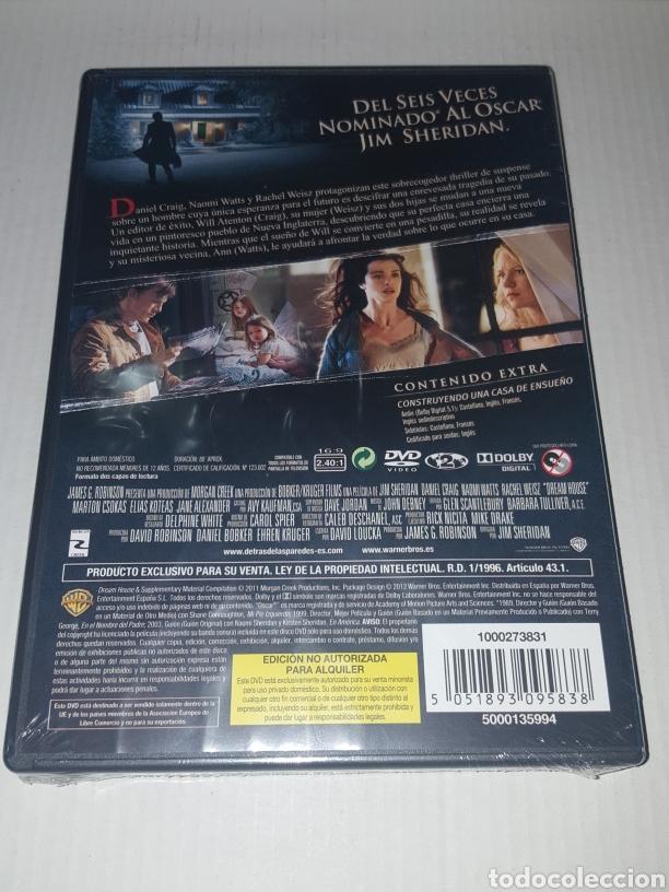 Cine: ( WARNER) - DETRAS DE LAS PAREDES - DANIEL CRAIG - DVD NUEVO PRECINTADO - Foto 2 - 141516397
