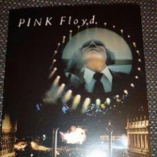 Cine: PINK FLOYD – LEAVING FROM THE HANGAR, LANDING ON THE LAGOON VENECIA - DIGIPAK *IMPECABLE*. Lote 141605950