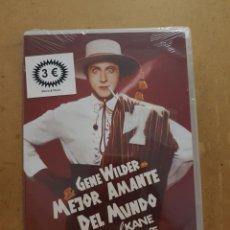 Cine: ( FOX) EL MEJOR AMANTE DEL MUNDO - DVD NUEVO PRECINTADO. Lote 141608108