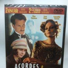 Cine: ACORDES Y DESACUERDOS DVD NUEVO WOODY ALLEN. Lote 141651877