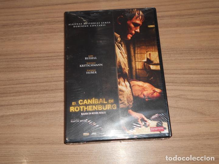 EL CANIBAL DE ROTHENBURG DVD TERROR NUEVA PRECINTADA (Cine - Películas - DVD)