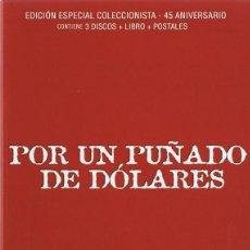 Cine: POR UN PUÑADO DE DÓLARES EDICIÓN ESPECIAL COLECCIONISTA . Lote 141777054