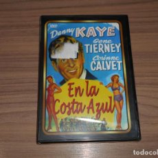 Cine: EN LA COSTA AZUL DVD GENE TIERNEY NUEVA PRECINTADA. Lote 229502400