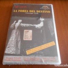 Cine: DVD-LA FORZA DEL DESTINO-GIUSEPPE VERDI-PRECINTADO. Lote 141781558