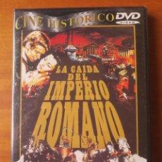 Cine: LA CAIDA DEL IMPERIO ROMANO (DVD). Lote 141782466