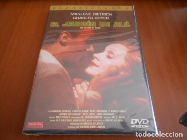 DVD-EL JARDÍN DE ALÁ-PRECINTADO (Cine - Películas - DVD)