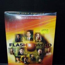 Cine: FLASHFORWARD - LA SERIE COMPLETA DVD. Lote 141799602