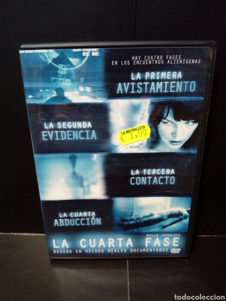 La cuarta fase DVD