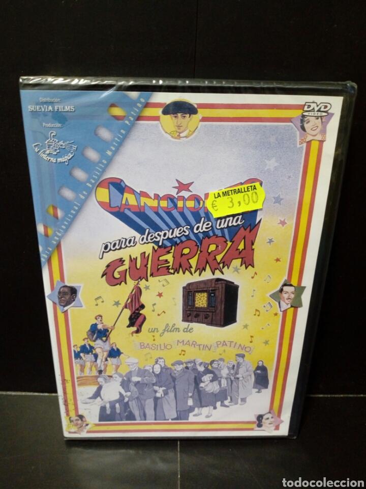 CANCIONES PARA DESPUÉS DE UNA GUERRA DVD (Cine - Películas - DVD)
