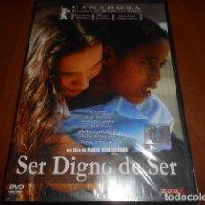Cine: DVD-SER DIGNO DE SER-PRECINTADA. Lote 141901146