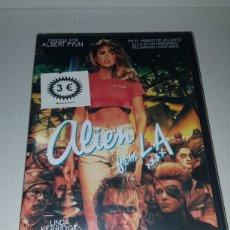 Cine: ( RESEN) - ALIEN FROM L.A. - LINDA KERRIDGE - DVD NUEVO PRECINTADO. Lote 141968936