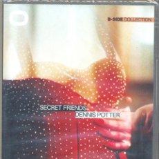 Cine: SECRET FRIENDS DVD (B-SIDE) NO CREAS QUE TIENES TANTOS AMIGOS...PONLES A PRUEBA Y VERÁS.. Lote 141992458