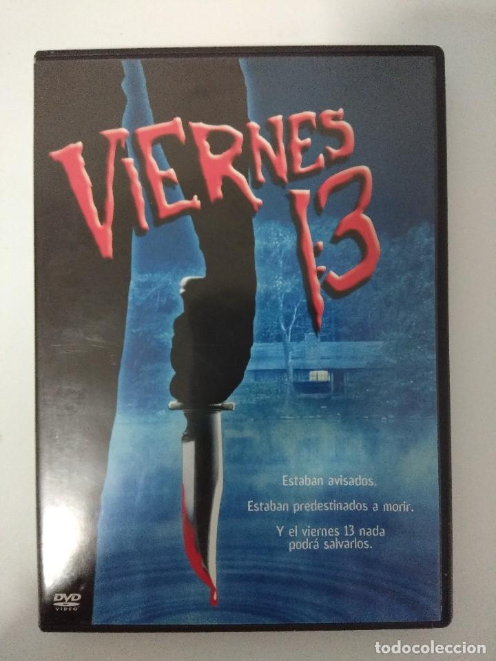 DVD TERROR/VIERNES 13. (Cine - Películas - DVD)