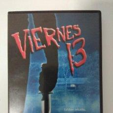 Cine: DVD TERROR/VIERNES 13.. Lote 142044418