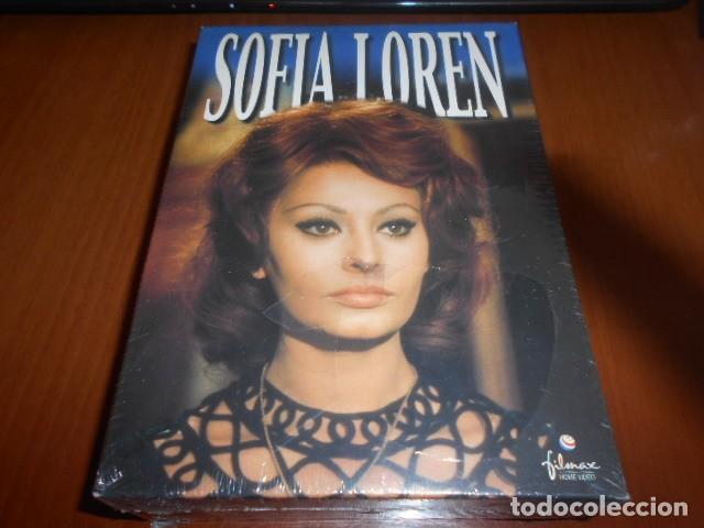 SOFIA LOREN 3 DVD-MATRIMONIO A LA ITALIANA,DOS MUJERES,UN HORNADA PARTICULAR (Cine - Películas - DVD)