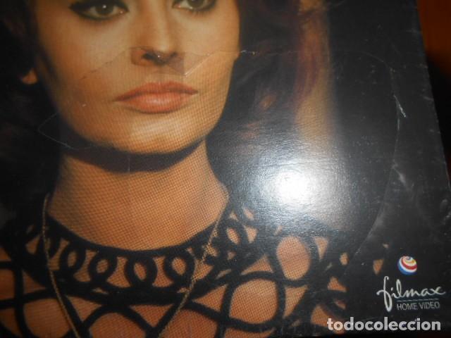 Cine: SOFIA LOREN 3 DVD-MATRIMONIO A LA ITALIANA,DOS MUJERES,UN HORNADA PARTICULAR - Foto 2 - 142047838