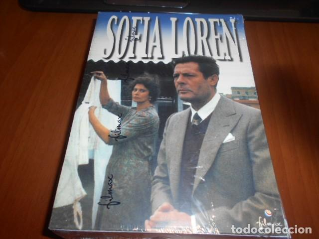 Cine: SOFIA LOREN 3 DVD-MATRIMONIO A LA ITALIANA,DOS MUJERES,UN HORNADA PARTICULAR - Foto 4 - 142047838