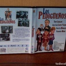 Cine: LOS PEDIGUEÑOS - TONY LEBLANC - GRACITA MORALES -JOSE LUIS LOPEZ VAZQUEZ - DVD. Lote 142076678