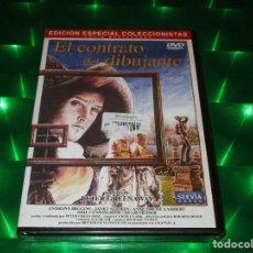 Cine: EL CONTRATO DEL DIBUJANTE - DVD - E. MND1301 - SUEVIA - PRECINTADA - EDICION ESPECIAL COLECCIONISTAS. Lote 142081890
