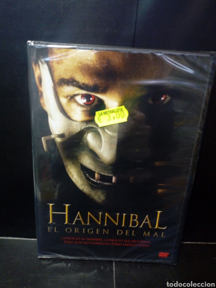 Hannibal El Origen Del Mal Dvd Sold Through Direct Sale 142084000