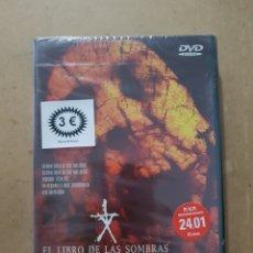 Cine: (LAUREN) EL LIBRO DE LAS SOMBRAS 2 - DVD NUEVO PRECINTADO. Lote 142110480