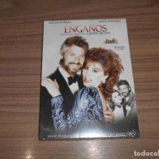 Cine: ENGAÑOS EDICION ESPECIAL 2 DVD 180 MIN. NUEVA PRECINTADA. Lote 189076250