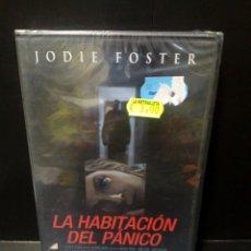 Cine: LA HABITACIÓN DEL PÁNICO DVD. Lote 142171856