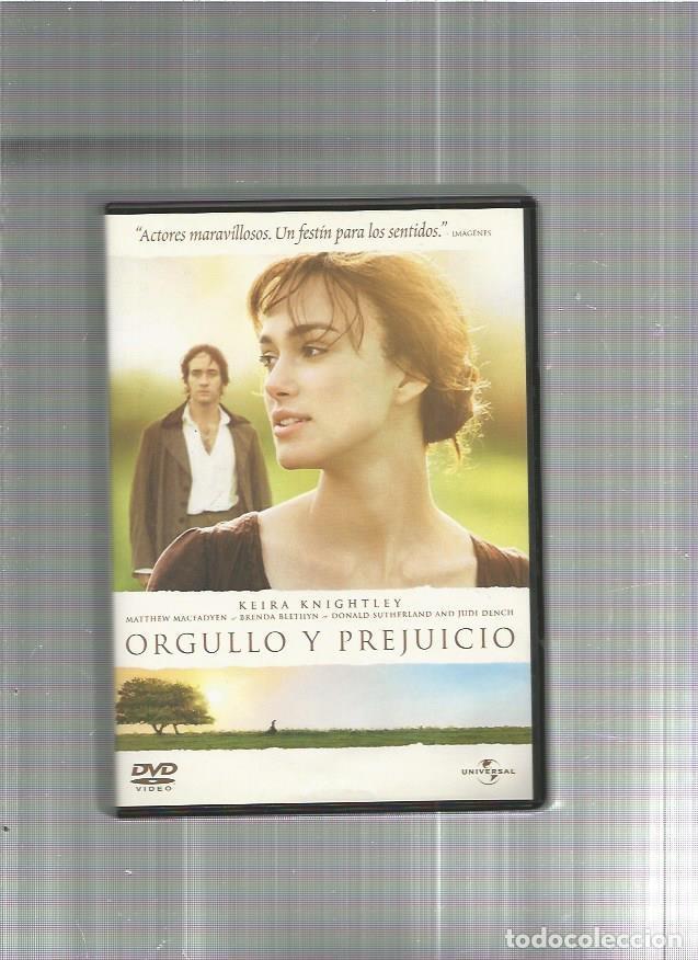 ORGULLO Y PREJUICIO (Cine - Películas - DVD)
