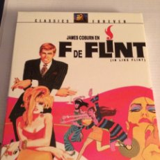 Cine: F DE FLINT, JAMES COBURN. Lote 142208010