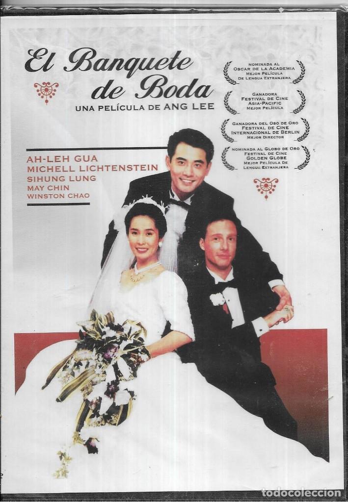 == D252 - EL BANQUETE DE BODA - PRECINTADA (Cine - Películas - DVD)