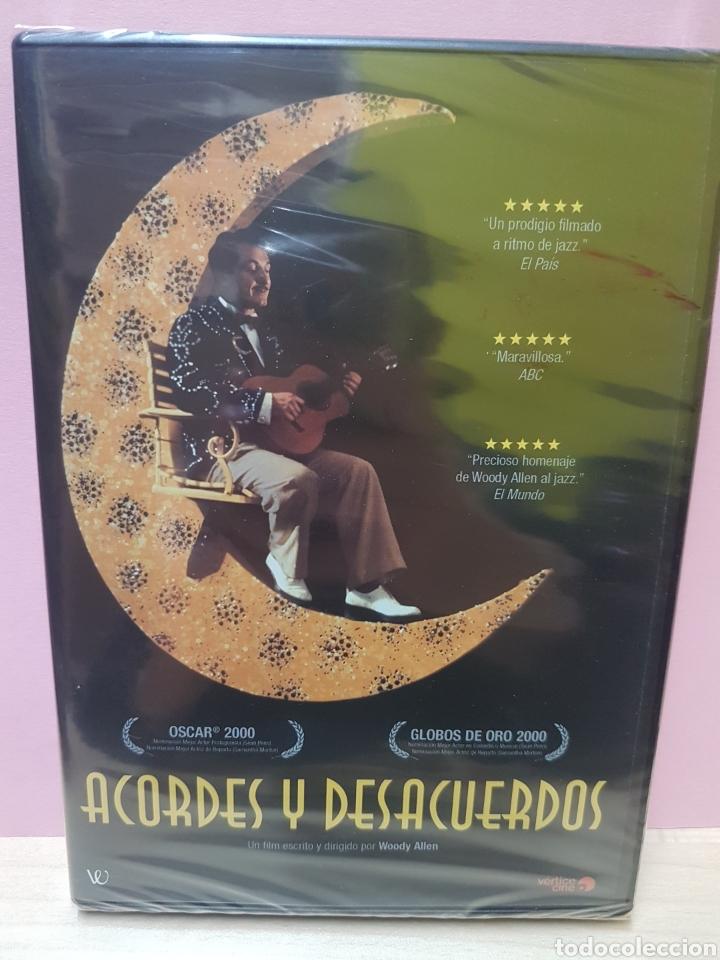ACORDES Y DESACUERDOS DVD -PRECINTADO- (Cine - Películas - DVD)