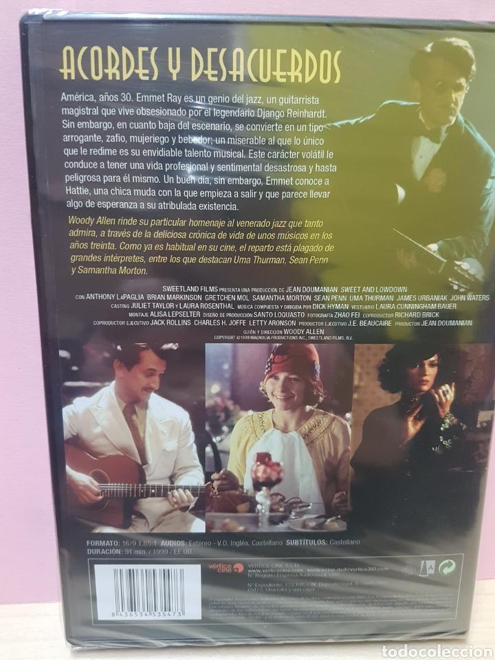 Cine: ACORDES Y DESACUERDOS DVD -PRECINTADO- - Foto 2 - 142226270