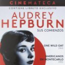 Cine: PACK AUDREY HEPBURN SUS COMIENZOS (NUEVO). Lote 160902477